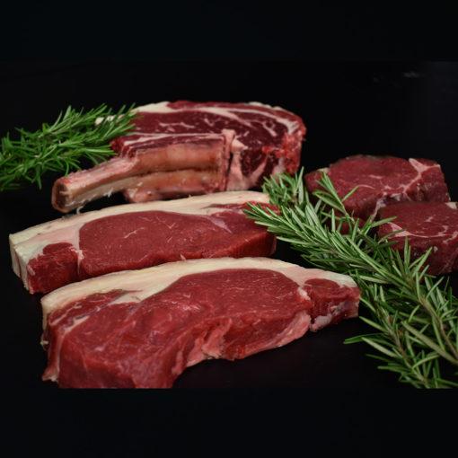 Beef: Prime Steak Box