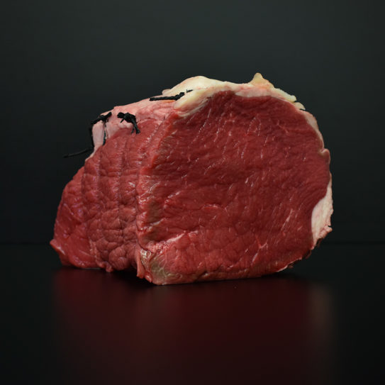 Beef: Dry Aged Topside of Beef