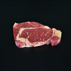 Beef: Dry Aged Ribeye Steak
