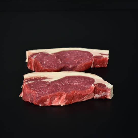 Beef: Dry Aged Sirloin Steak
