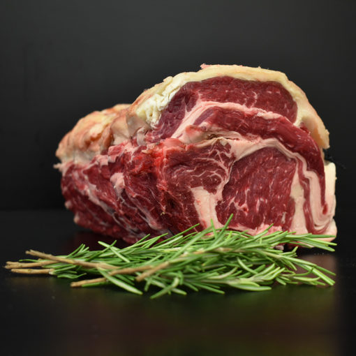 Beef: Boneless Dry Aged Fore Rib of Beef