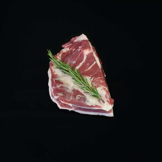 Half Shoulder of English Lamb