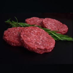 4oz Prime Beef Burgers