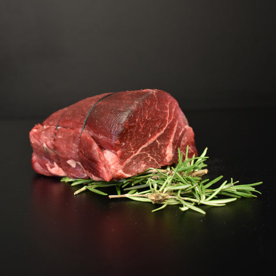 Beef: Chauteaubriand