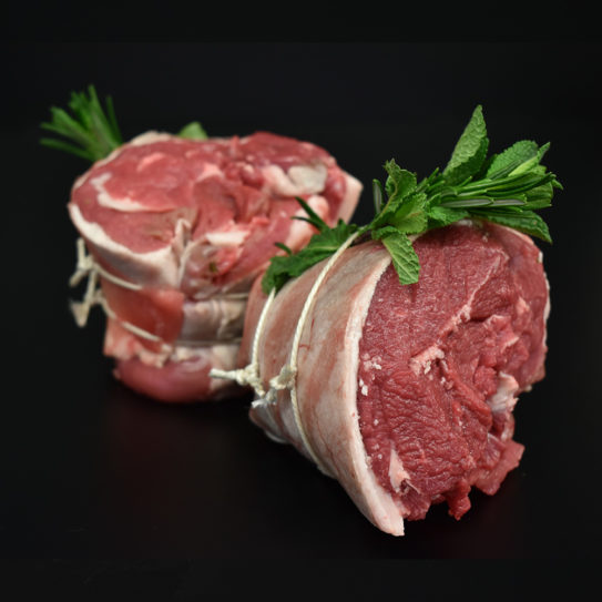Lamb: English Lamb Rump Roast