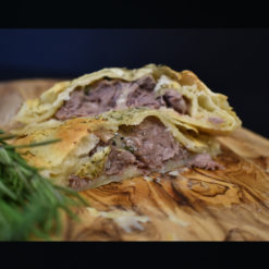 Beef: Mini Beef Wellington