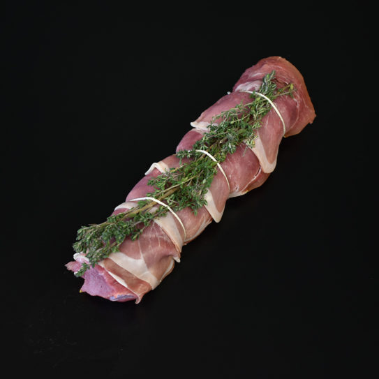 Pork: Stuffed English Pork Fillet