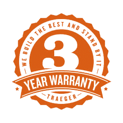 3 Year Traeger Warranty