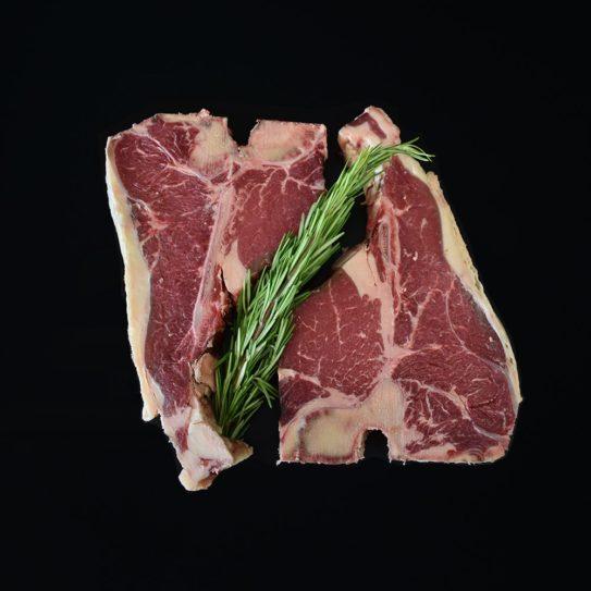 Dry Aged T-Bone Steak
