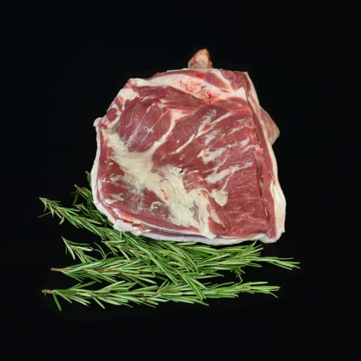 Whole Shoulder of English Lamb