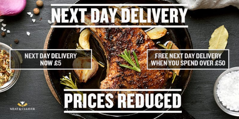 Next Day Delivery prices reduced