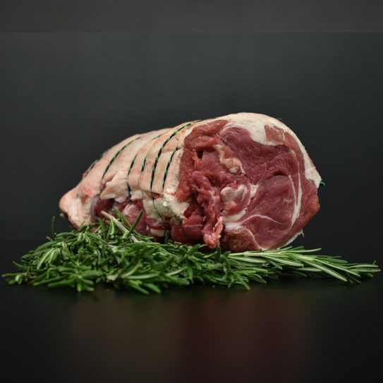 Easy-Cook Leg of Lamb