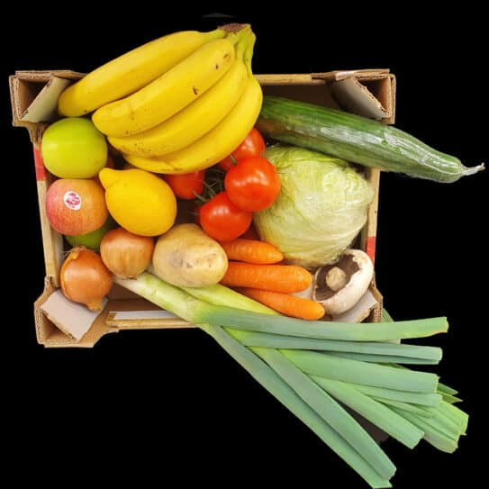 Fruit & Vegetable Box