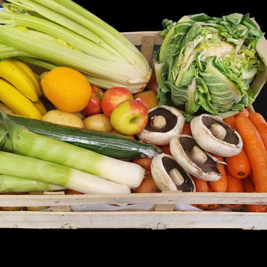 Fruit & Vegetable Box for 6