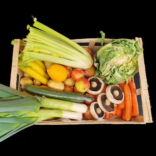 Fruit & Vegetable Box for 6