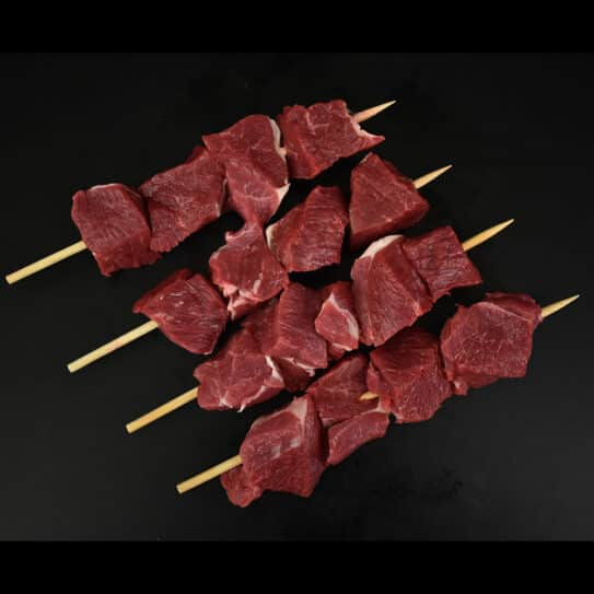 English Lamb Kebabs