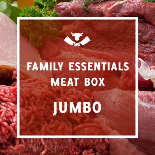 Jumbo Family Essentials Meat Box Subscription