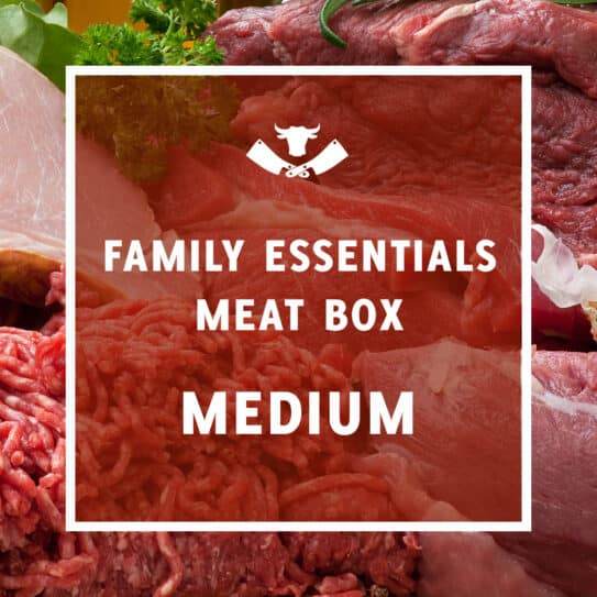 Medium Family Essentials Meat Box Subscription