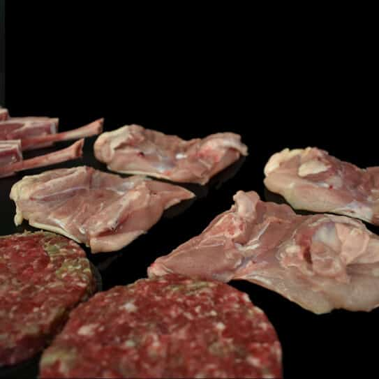 Medium BBQ Meat Box