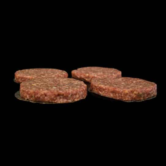 Minty British Lamb Burgers