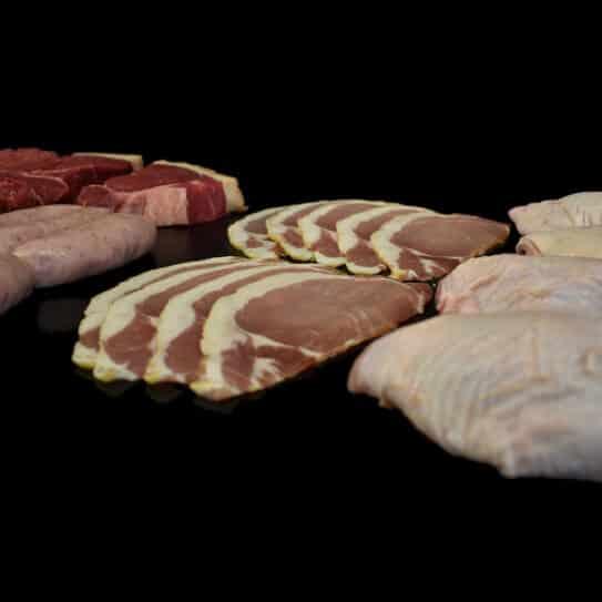 Medium Family Essentials Subscription Meat Box