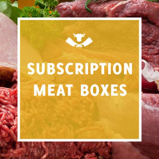 Subscription Meat Boxes