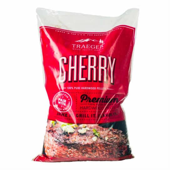 Traeger Smoker Accessories - Cherry Pellets - 20LB BAG