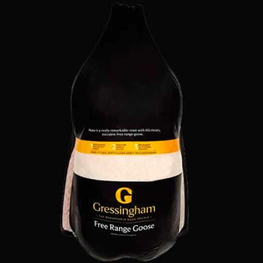 Free Range Gressingham Goose