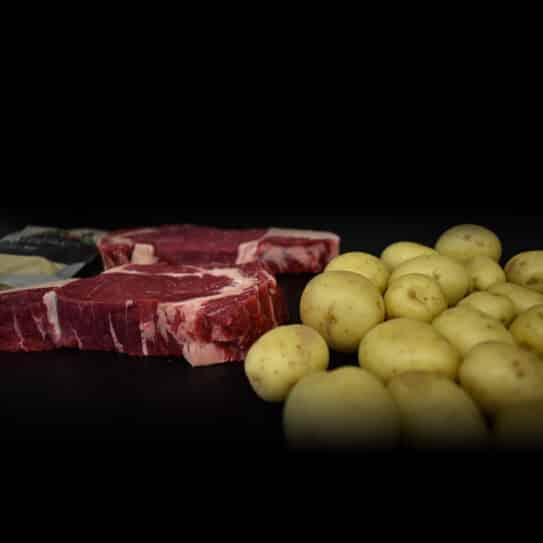 Ribeye Steak Box for 2