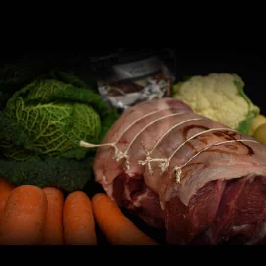 Leg of Lamb Roast Meat Box