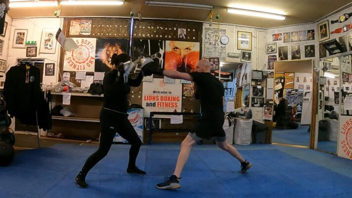 Support Sam's Ultra White Collar Boxing fundraising page