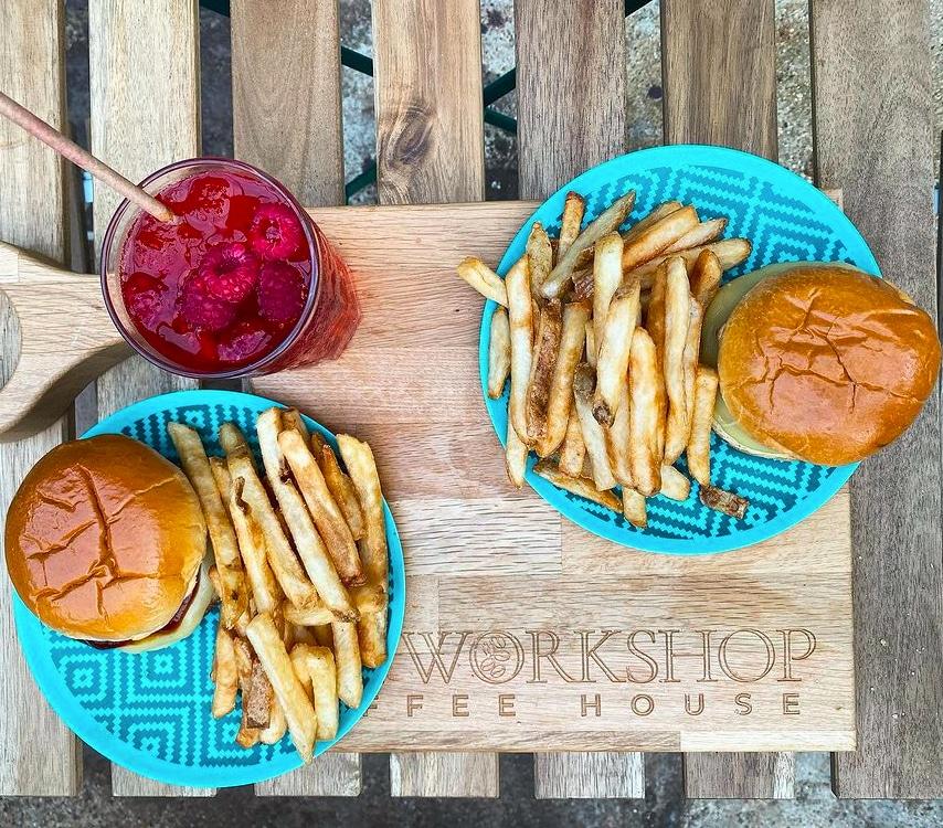 Weekly Pop-Up BBQs in September & October