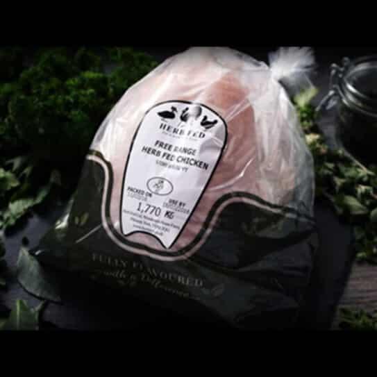 Free Range Organic Herb Fed Whole Chicken