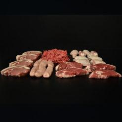 Mini Midweeker Meat Box